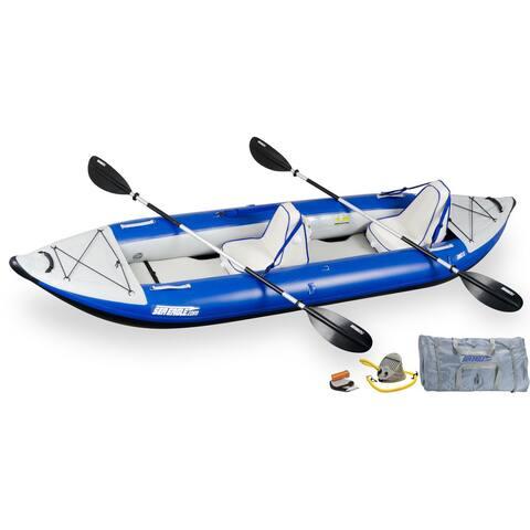 Sea Eagle 380x Deluxe Kayak