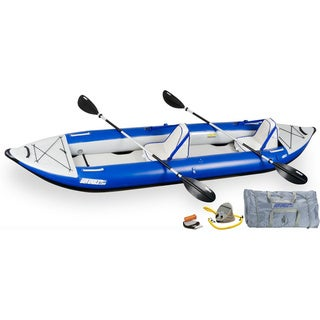 Sea Eagle 420x Deluxe Kayak