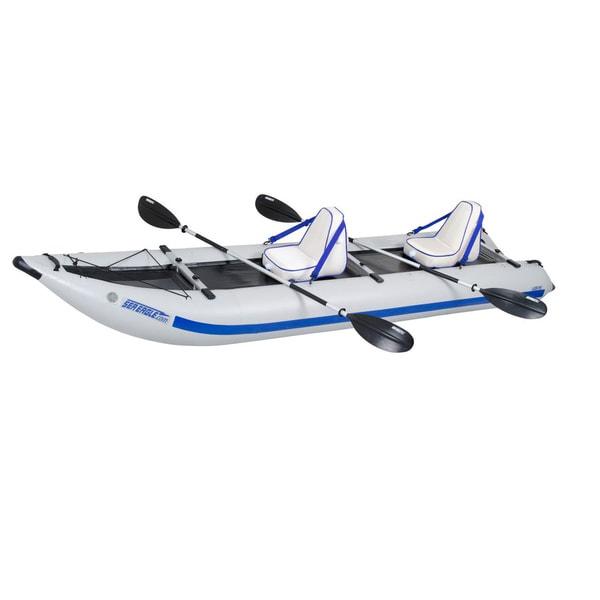 Sea Eagle 435ps Deluxe Paddleski Inflatable Kayak
