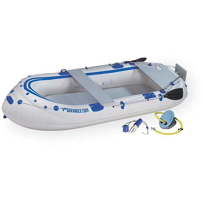 Sea Eagle Inflatable SE9 11-foot Motormount Boat