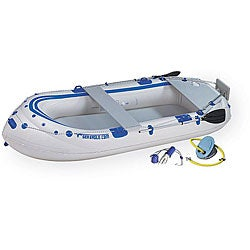 Sea Eagle Inflatable SE9 11-foot Motormount Boat