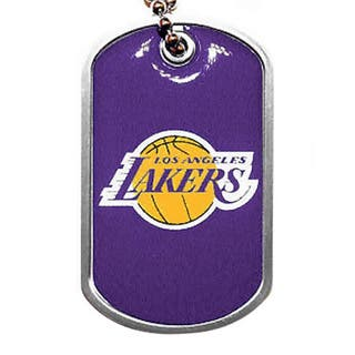 Los Angeles Lakers Dog Tag Necklace|https://ak1.ostkcdn.com/images/products/4797317/P12694228.jpg?impolicy=medium
