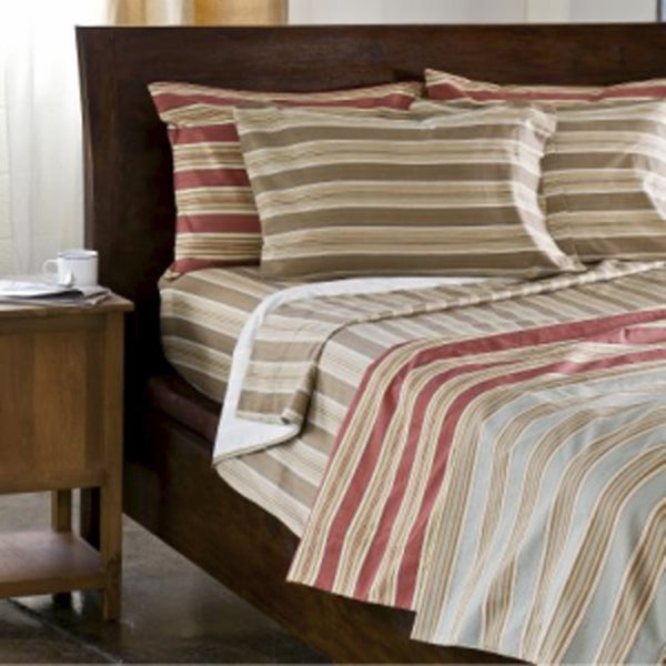 Yardley 300 Thread Count Stripe Pillowcases (Set of 2)