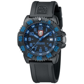 Luminox Men's 3053 Navy Seal ColorMark Blue Watch - Thumbnail 0