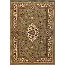 Artist's Loom Indoor Traditional Oriental Rug (5'3 x 7'6) - Thumbnail 1