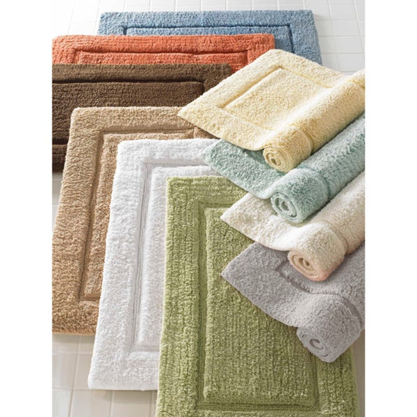 Turkish Bath Mat European Hand-woven Premier Medium 21 x 34 - 21 x 34