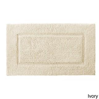 Cotton Hand-woven Premier Large 24 x 40 Bath Mat - 24 x 40 (Option: Ivory)
