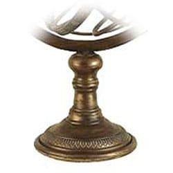 Engraved Metal Armillary Nautical Sphere Globe - Thumbnail 2