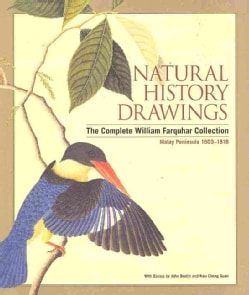 Natural History Drawings: The Complete William Farquhar Collection: Malay Peninsula 1803-1818 (Hardcover)