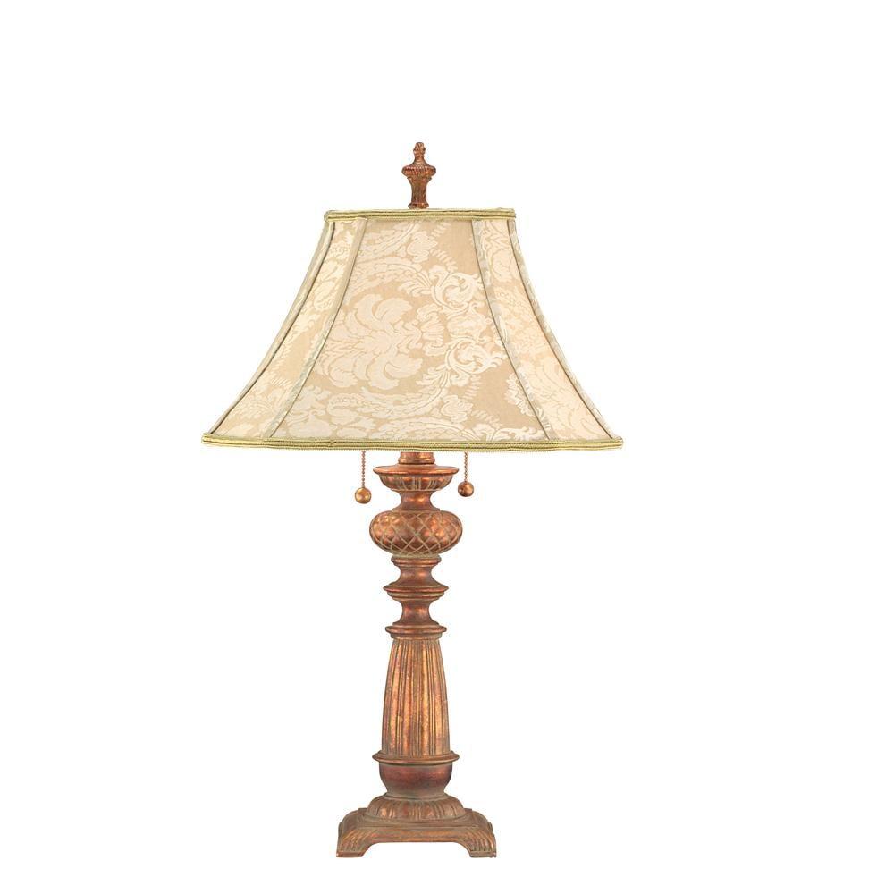 Medici Gold Table Lamp