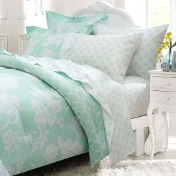 Samantha Twin-size 5-piece Bed in a Bag with Sheet Set - Thumbnail 2