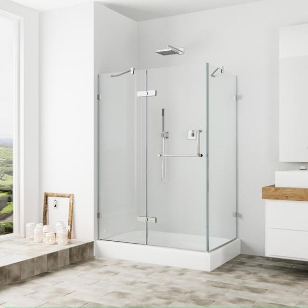 36 Inch Shower Door Glass