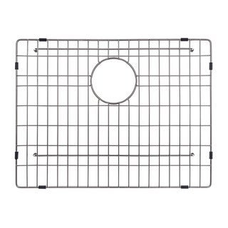 Link to KRAUS Stainless Steel Bottom Grid with Protective Anti-Scratch Bumpers Similar Items in Sinks