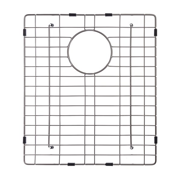Shop Kraus Stainless Steel Bottom Grid With Protective