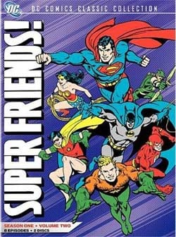 The Superfriends: Season One Volume Two (DVD)