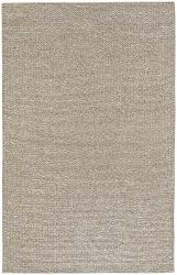 Artist's Loom Hand-knotted Casual Abstract Rug (7'9 Round) - Thumbnail 2