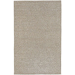 Artist's Loom Hand-knotted Casual Abstract Rug (7'9 Round) - 7'9 - Thumbnail 0