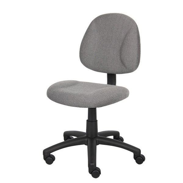 Boss Black Posture Chair