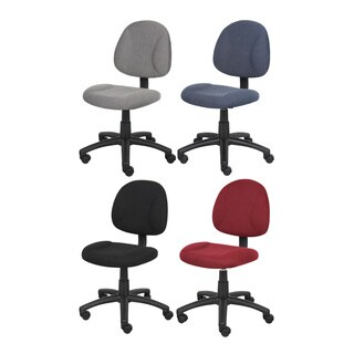 Boss Deluxe Posture Chair (4 options available)
