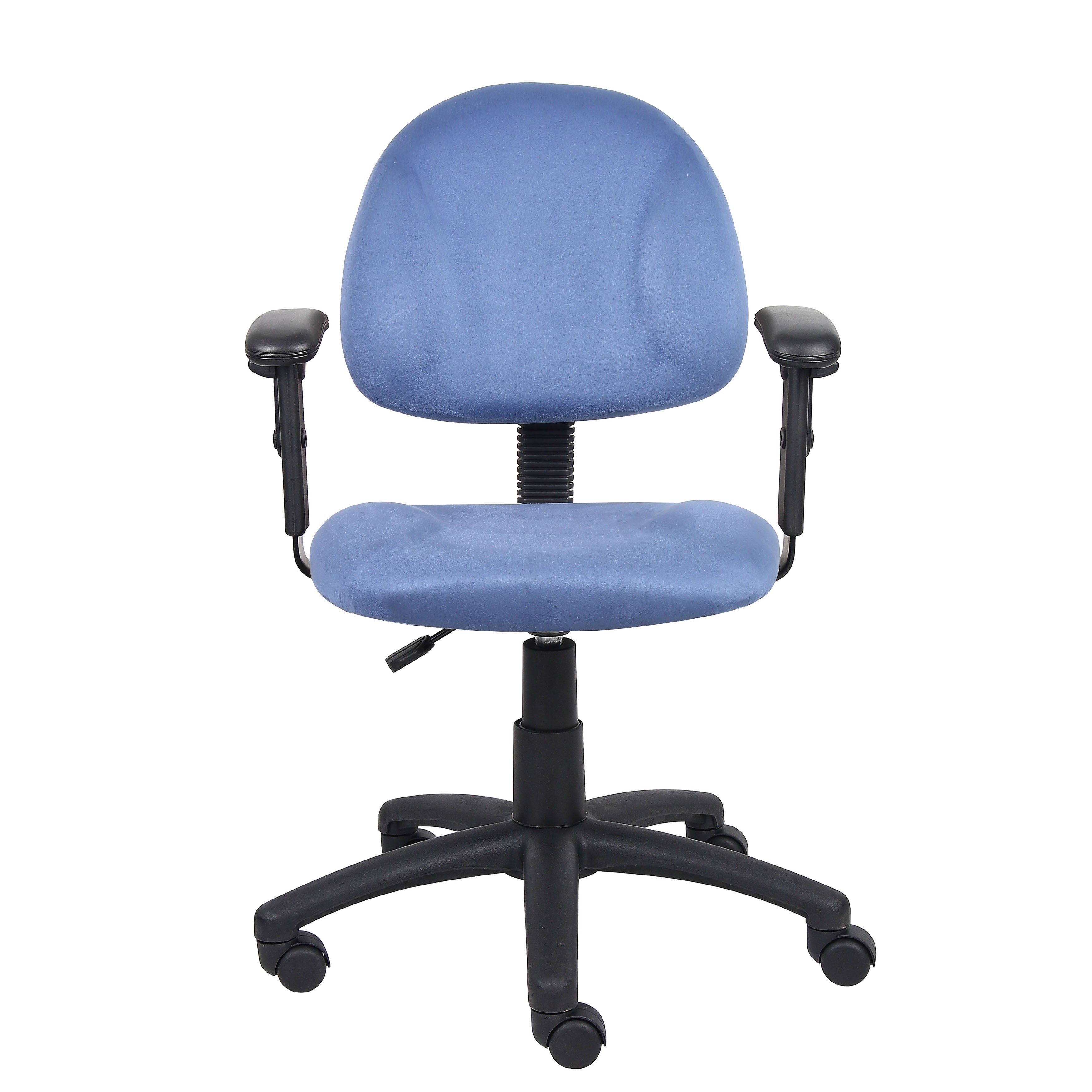 Boss International Microfiber Contemporary Deluxe Posture...