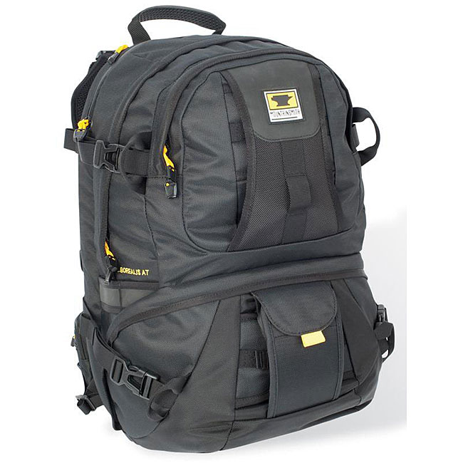 Mountainsmith 'Borealis AT' Black Camera/ Laptop Backpack