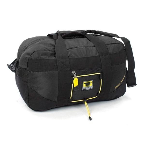 Mountainsmith Medium Black Travel Trunk/ Duffel Bag