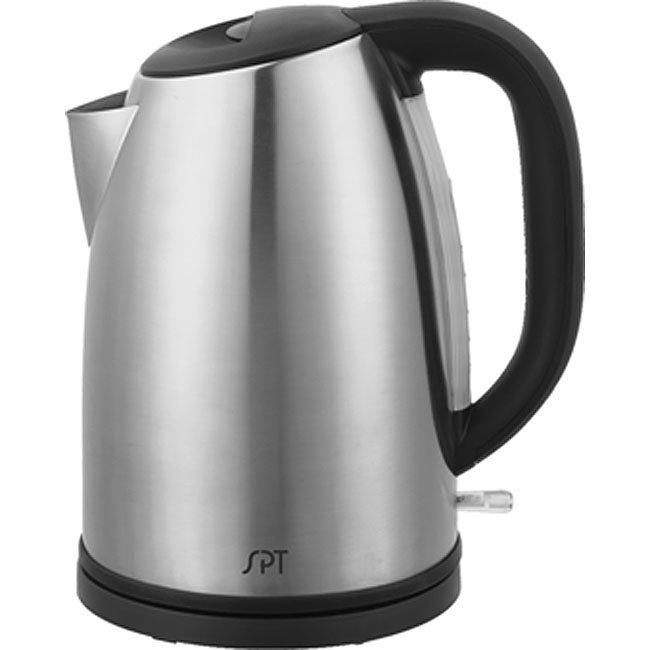 Cordless 7-cup Stainless Steel Electric Kettle