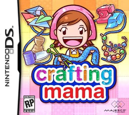 NinDS - Crafting Mama
