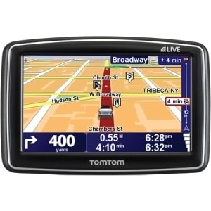 TomTom XL 340M Automobile Portable GPS Navigator
