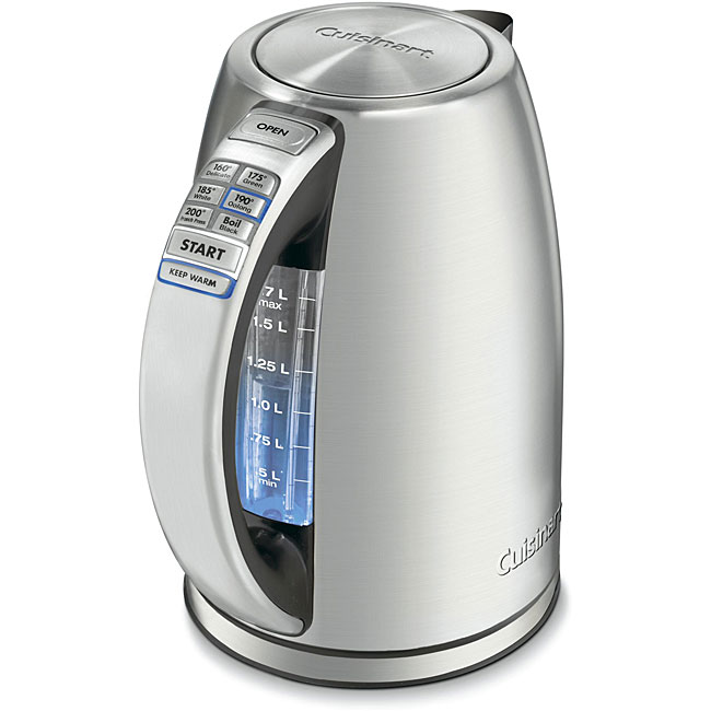 Cuisinart CPK-17 1.75-quart 1500-watt Electric Kettle
