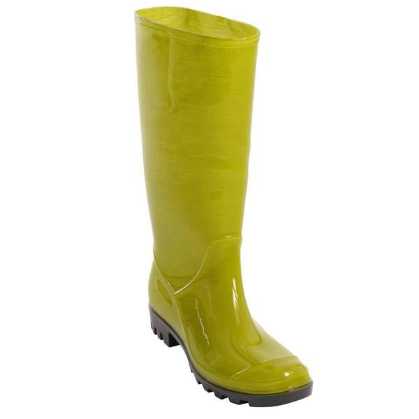Adi Designs Women's Grass Green Rain Boots