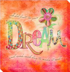 Connie Haley 'Dream' Canvas Giclee Art - Thumbnail 1