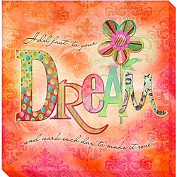 Connie Haley 'Dream' Canvas Giclee Art