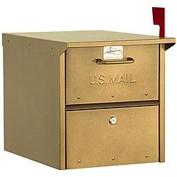 Salsbury Brass Roadside Mailbox