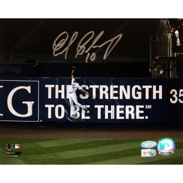 New York Mets Endy Chavez Hand-signed 16 x 20 Photo