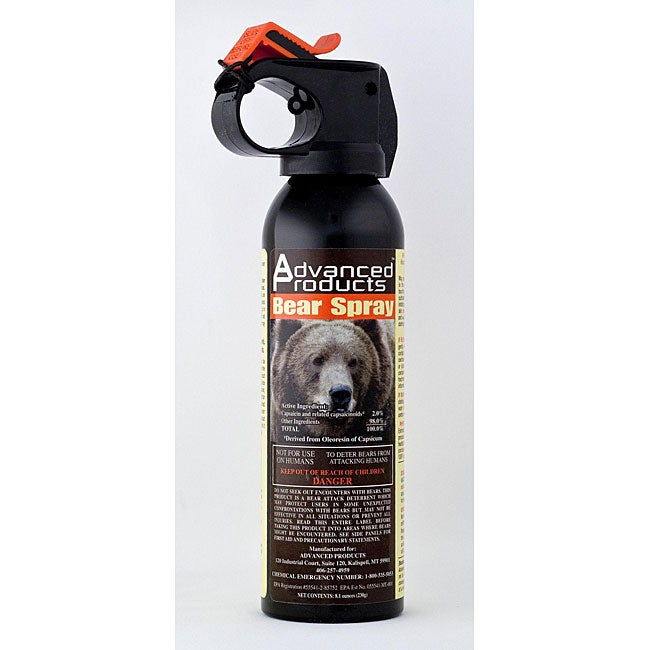 Advanced Products 8.1-oz Bear Deterrent
