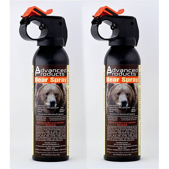 Advanced Products 8.1-oz Bear Deterrent (Pack of 2)
