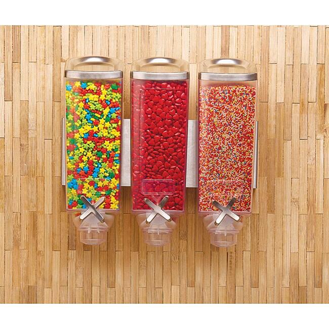 Rosseto EZ-PRO 3-container Dry Goods Dispenser