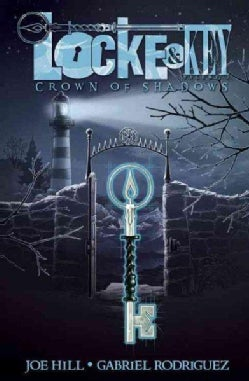 Locke & Key 3: Crown of Shadows (Hardcover)
