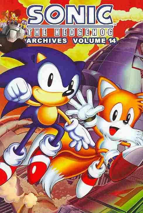 Sonic the Hedgehog Archives 14 (Paperback)