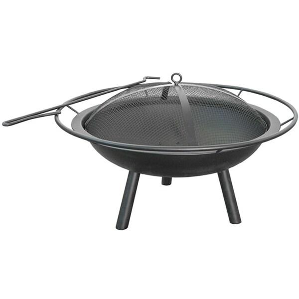 Halo Steel Fire Pit