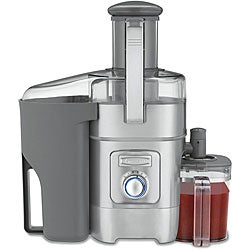 Cuisinart CJE-1000 1000-watt 5-speed Juice Extractor - Thumbnail 0