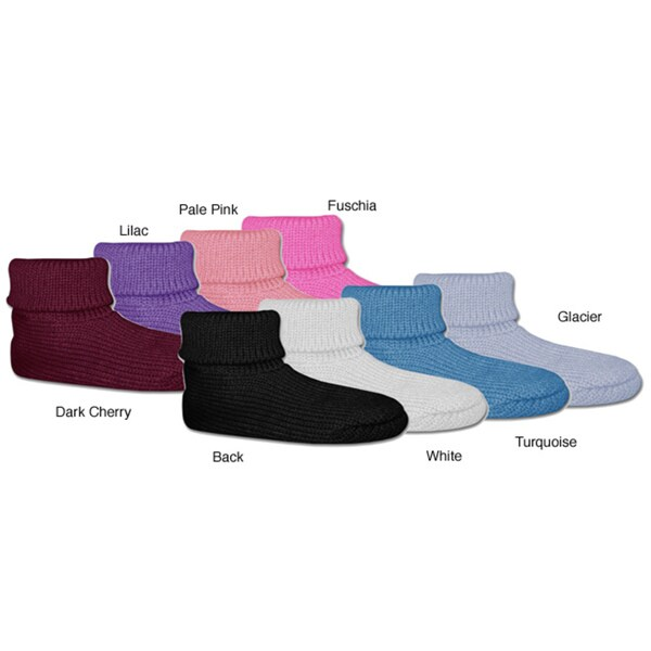 Soft Ones Anti-Skid Cuff Slipper Sock