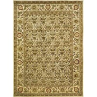 Safavieh Handmade Treasured Gold Wool Rug - 8'3 x 11'