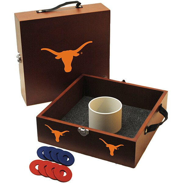 University of Texas Washer Toss Outdoor Game