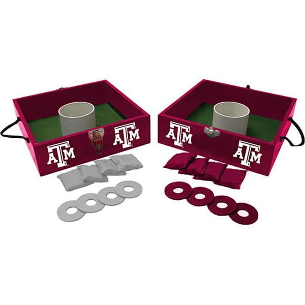 Texas A&M University Washer Toss Outdoor Game
