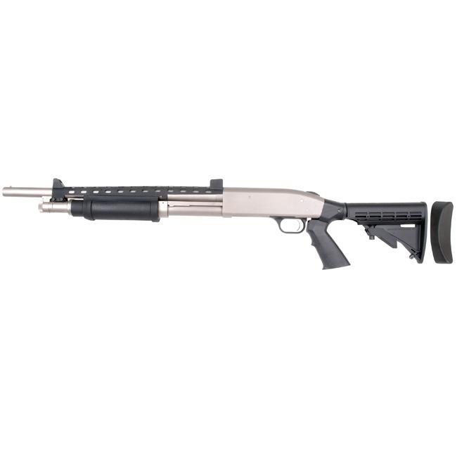 ATI Tactical 6-position ShotForce Gun Stock with Tactical Buttpad