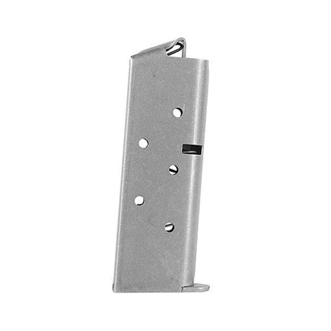 Colt Mustang .380 6-round Stainless Steel Magazine
