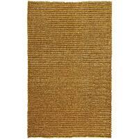 Hand-woven Havana Jute Area Rug (5' x 8')