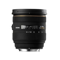 Sigma 24-70mm F2.8 IF EX DG HSM AF Nikon Lens